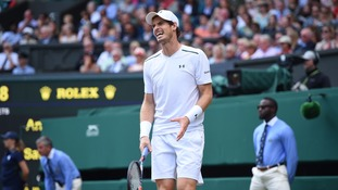 Andy Murray is out of the US Open