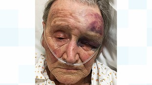Arrest after pensioner attacked as she slept