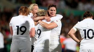 England captain Sarah Hunter proud despite World Cup final defeat to New Zealand