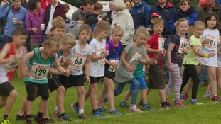 Thousands attend Grasmere Sports