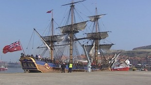 Replica of The Endeavour sells for £110k