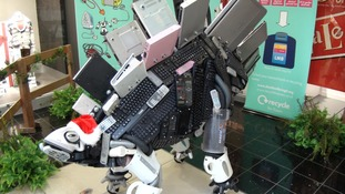 Campaign launched to recycle old electrical items
