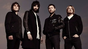 Kasabian were due to headline a gig at Custom House Square in Belfast.