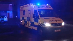 Paramedics prepare for Christmas party carnage on Black Friday