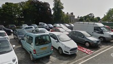 South Lakeland District Council want the car park to be turned into a play-park