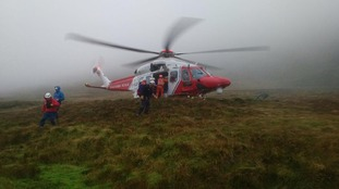 Five call outs on Helvellyn over Bank Holiday Weekend