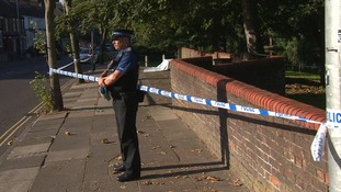 A man in his 30s has been stabbed in the neck in a serious assault in Norwich.
