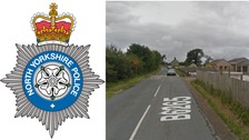 Four people hospitalised after serious crash near Ripon