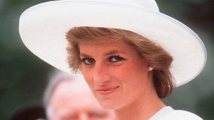 Princess Diana made various visits to the North East