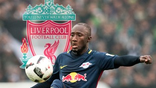 New Anfield signing Keita says he's excited at Liverpool move