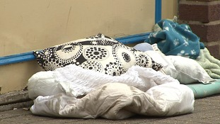 Homelessness is on the decline in Northampton thanks to a new shelter.