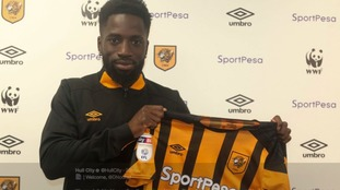 Nouha Dicko has signed for Hull.