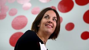 Kezia Dugdale resigns as Scottish Labour leader