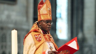 Archbishop of York warns against cuts to British forces
