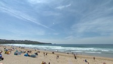 Fistral beach in Newquay attracts hundreds of thousands of visitors every year.