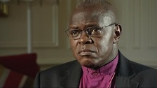The Archbishop of York, Dr John Sentamu
