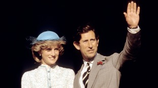 Diana and Prince Charles were married for 15 years.