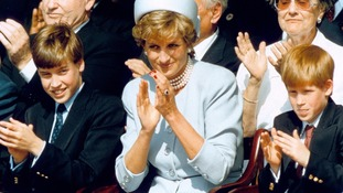 Diana's legacy lives on through William and Harry