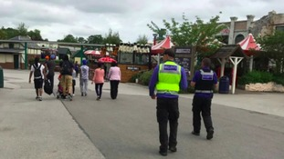 This was the family leaving Drayton Manor after refusing to remove the Kirpan back in June.