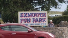 The park has been on Exmouth esplanade for more than half a century.