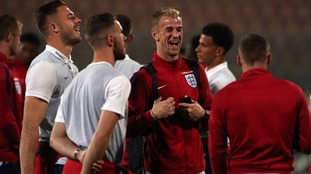 Joe Hart to start for England against Malta as Southgate praises 'best goalkeeper'