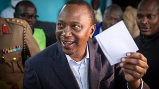 Kenyan president labels Supreme Court 'crooks' after election win overturned