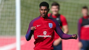 Marcus Rashford determined to reach potential for both club and country