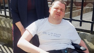 Severely disabled man loses his battle in the Court of Appeal over council cuts