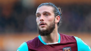 Andy Carroll was robbed of his £22k watch
