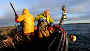 Meet the Jurassic Coast fishermen