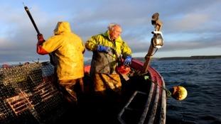 Meet the Jurassic Coast fishermen