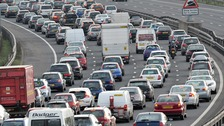 Drivers are warned to prepare for a longer trip on the M5 from Exeter to Bristol.
