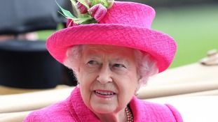 The Queen said she was 'saddened' by the loss of life