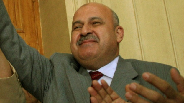 Egyptian Vice President Mahmoud Mekki has resigned, a source told Reuters.