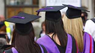 English students owe an average of £50,000 when they graduate