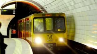 The Metro trian