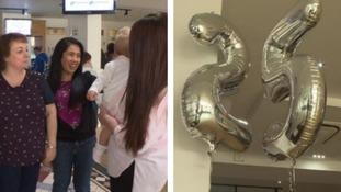 Birmingham Heartlands Hospital Neonatal Unit has been celebrating its 25th anniversary.