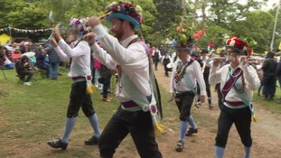 Thousands turn out for Moseley Folk Festival