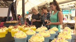 Dudley Market officially reopened this weekend.