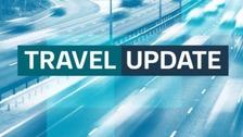 Travel update logo
