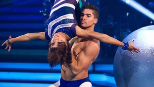 Flavia Cacace and Louis Smith are the winners of this year's Strictly Come Dancing final.