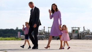 Duke and Duchess of Cambridge expecting third child