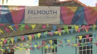 Falmouth Sign