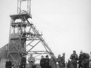 The Cornish tin mines were in operations until the late 1990s.