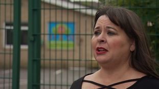 Parent Michaela Beddows was angered by the decision.