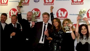 Emmerdale scoops every soap prize at TV Choice Awards
