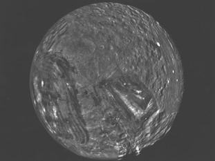 Uranus' moon, Miranda.