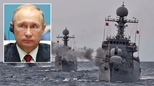 Putin slams US threats to North Korea as Trump sells arms to South Korea and Japan