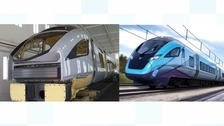 The trains are part of TPE's £500million investment