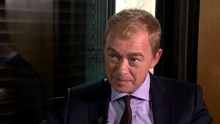 Tim Farron refuses to say whether he really thinks gay sex is not a sin
